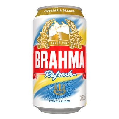 Brahma Refresh Pilsen 350ml