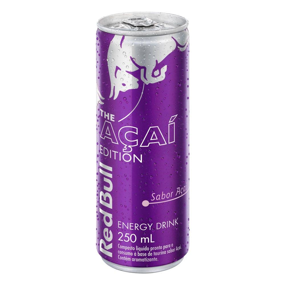 Red Bull Açaí Edition 250ml