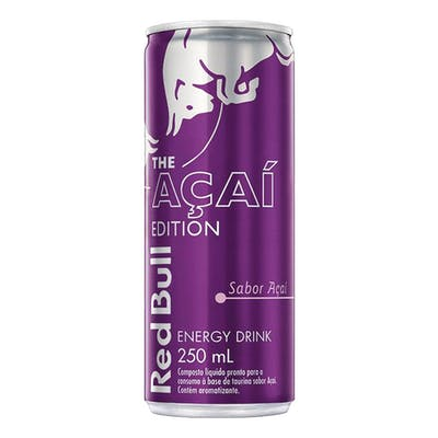Red Bull Açaí Edition 250ml