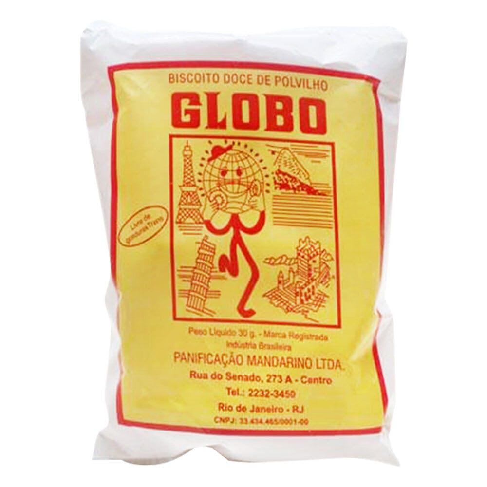 Biscoito Doce de Polvilho Globo