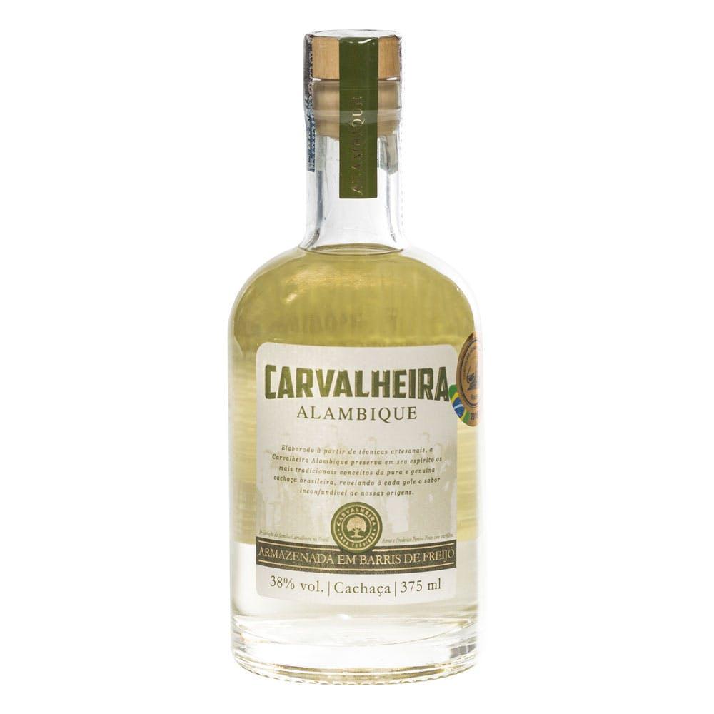 Cachaça Carvalheira Alambique 375ml