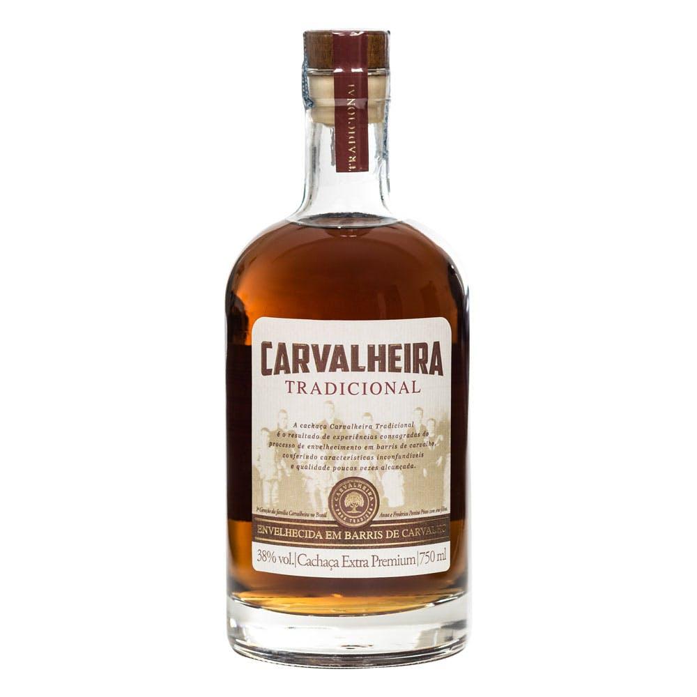 Cachaça Carvalheira Tradicional 750ml