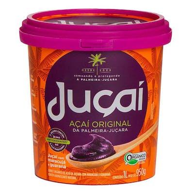 Açaí com Maracujá Juçaí 1L