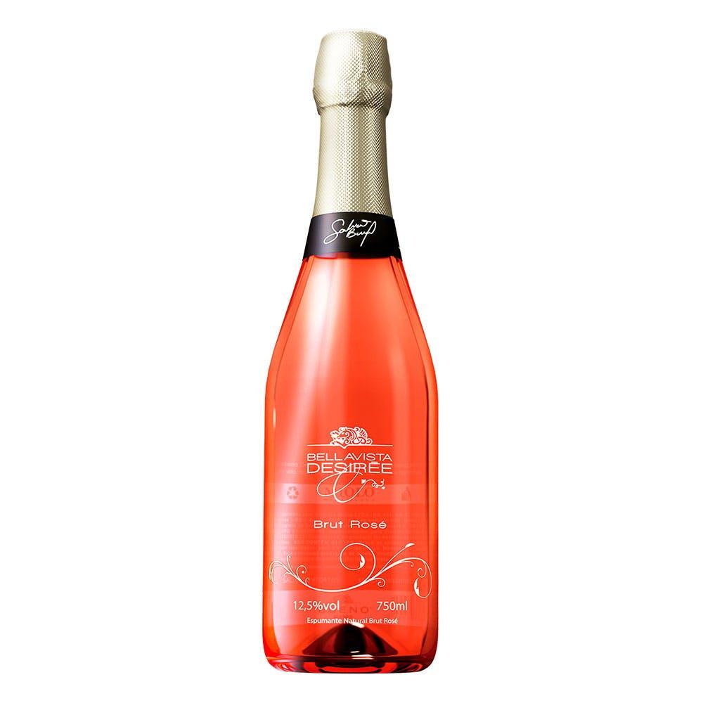 Espumante Brut Rosé Bellavista Desirée Bueno 750ml