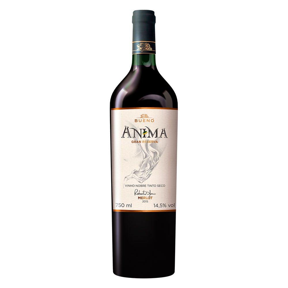 Vinho Tinto Anima Bueno 750ml