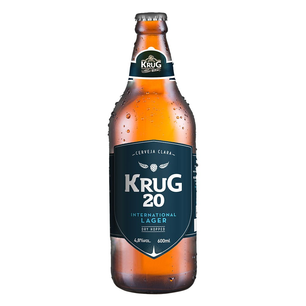 Krug International Lager 600ml