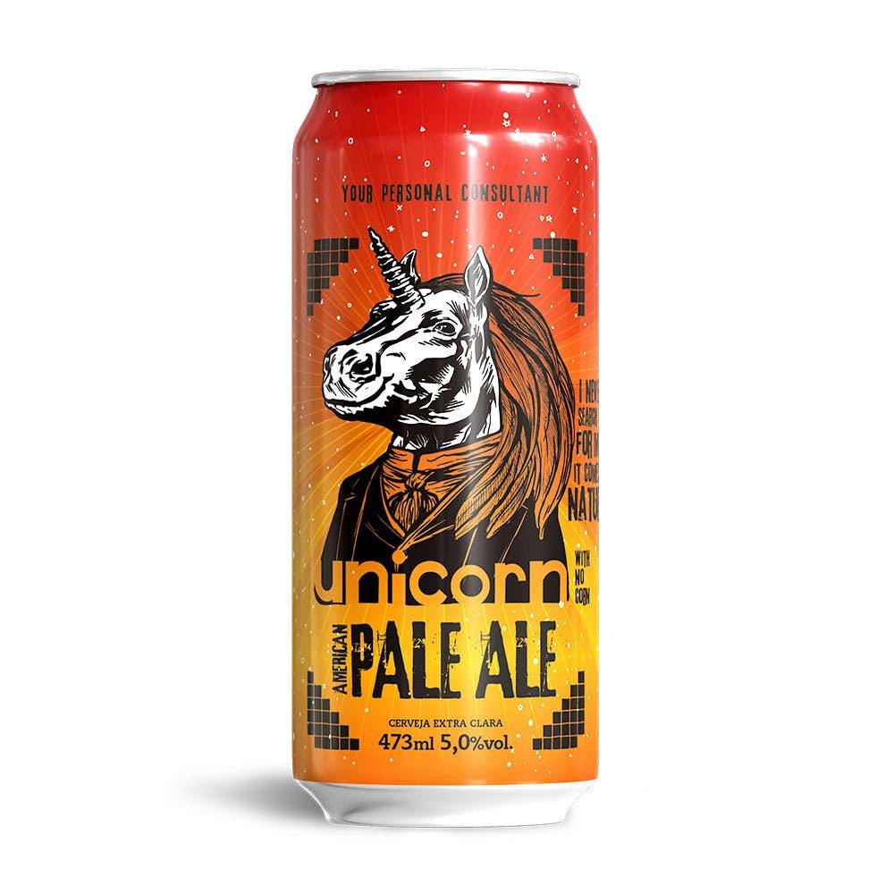 Unicorn American Pale Ale 473ml