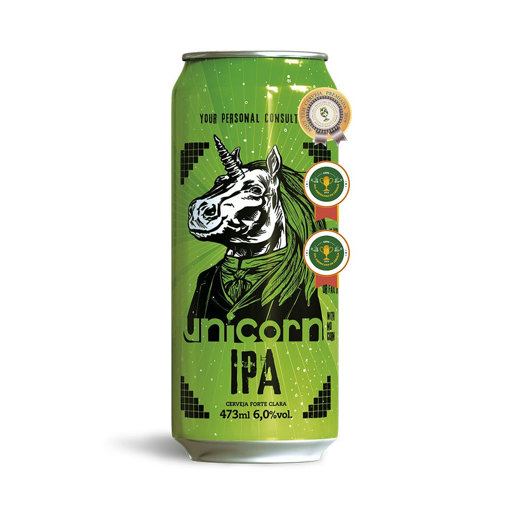 Unicorn IPA 473ml