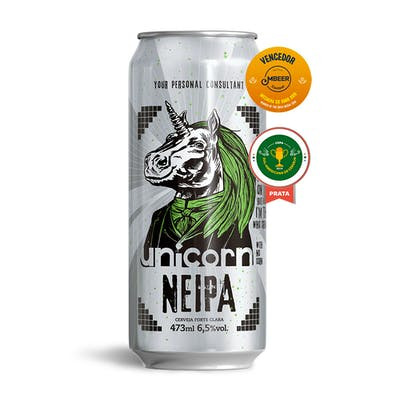 Unicorn NEIPA 473ml