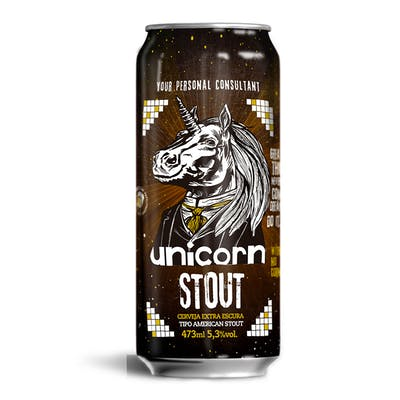 Unicorn Stout 473ml
