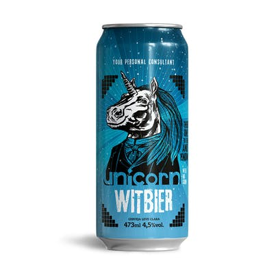 Unicorn Witbier 473ml