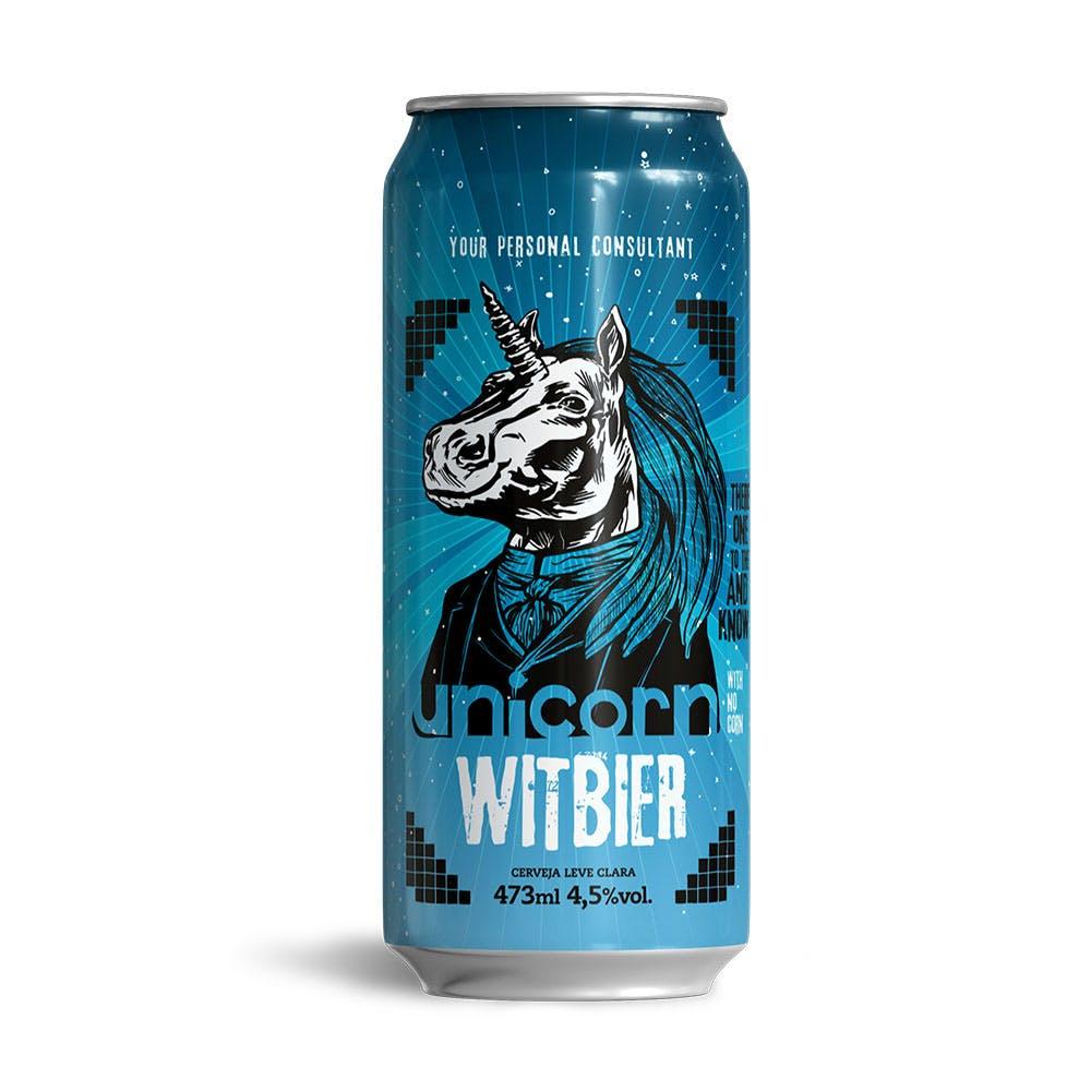 Unicorn Witbier 473ml