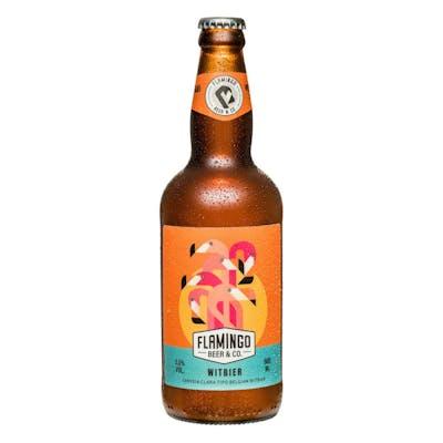 Flamingo Beer Witbier 600ml