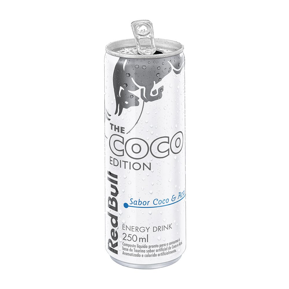 Red Bull Coco e Açaí 250ml