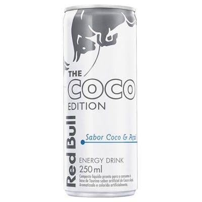 Red Bull Coco e Açaí 250ml