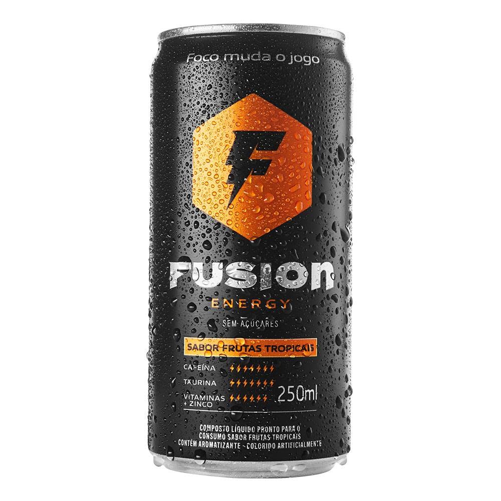 Fusion Frutas Tropicais 250ml