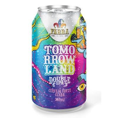 Farra Bier Tomorrowland 350ml