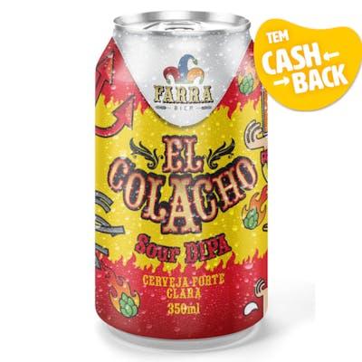 Farra Bier El Colacho 350ml