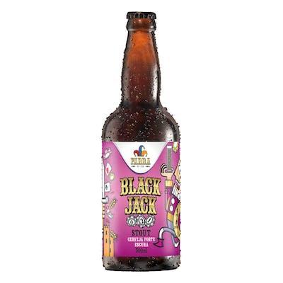 Farra Bier Black Jack 500ml