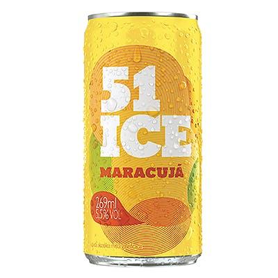 51 Ice Maracujá 269ml