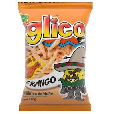 Salgadinho Glico Sabor Frango 40g