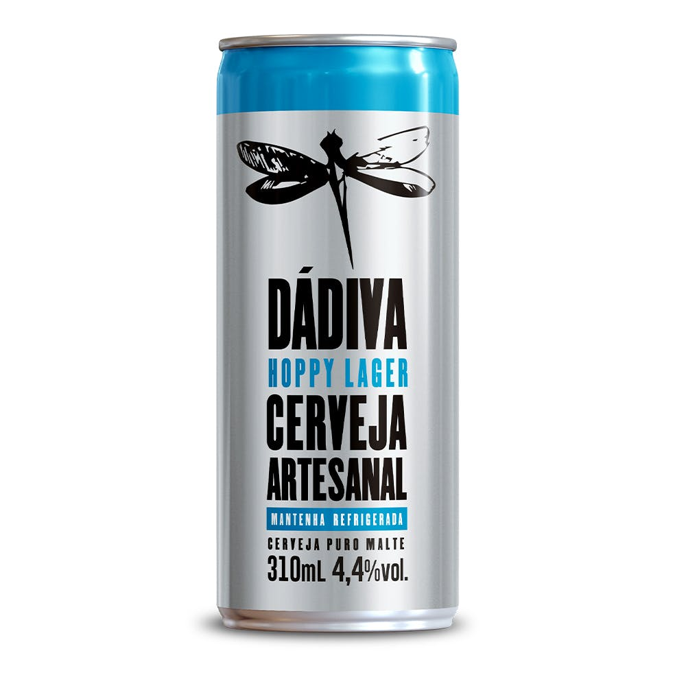 Dádiva Hoppy Lager 310ml