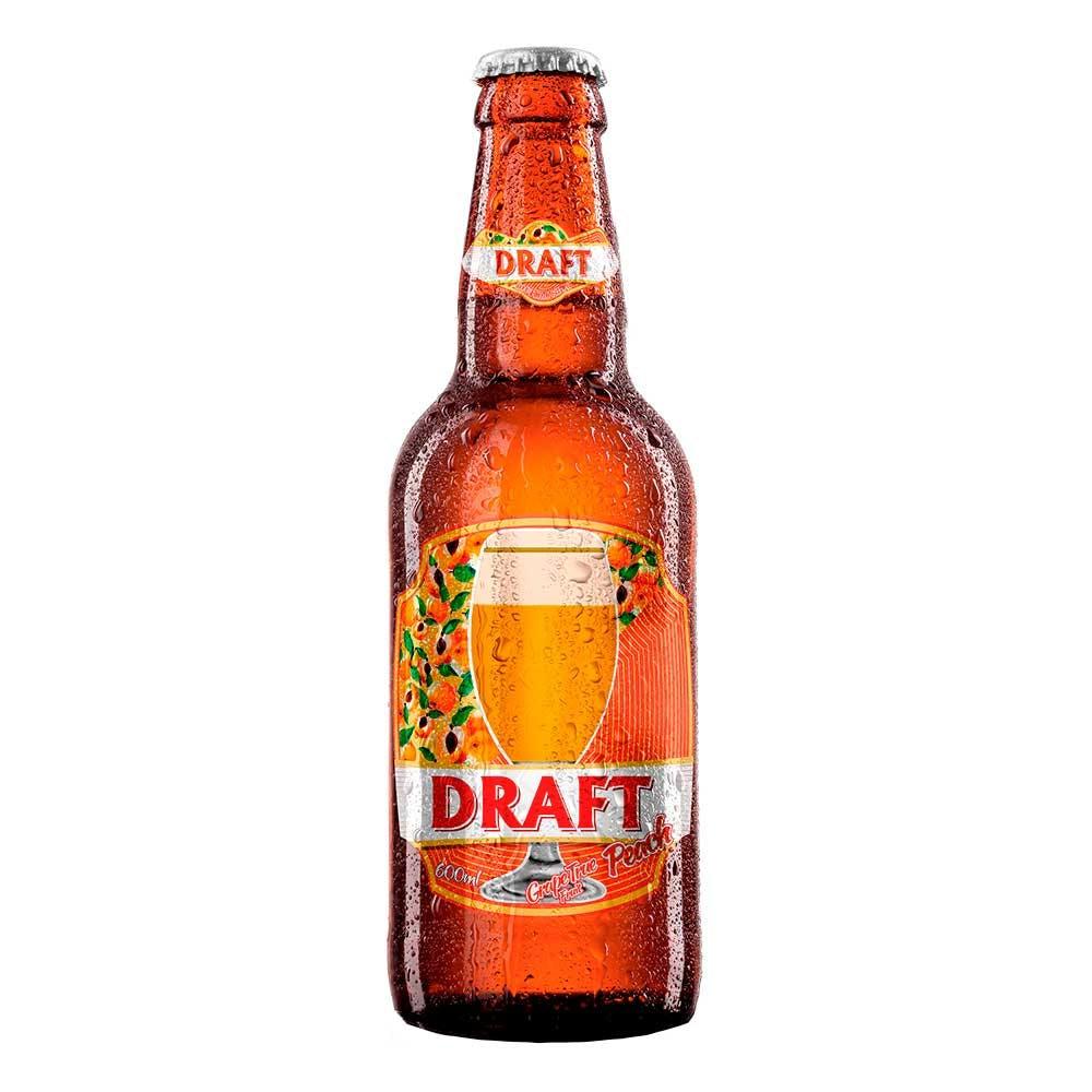 Chopp de Vinho Peach Draft 600ml