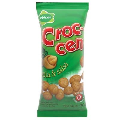 Amendoim Crocante Sabor Cebola e Salsa Croc-cen 40g