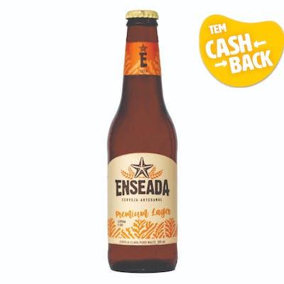 Enseada Premium Lager 355ml