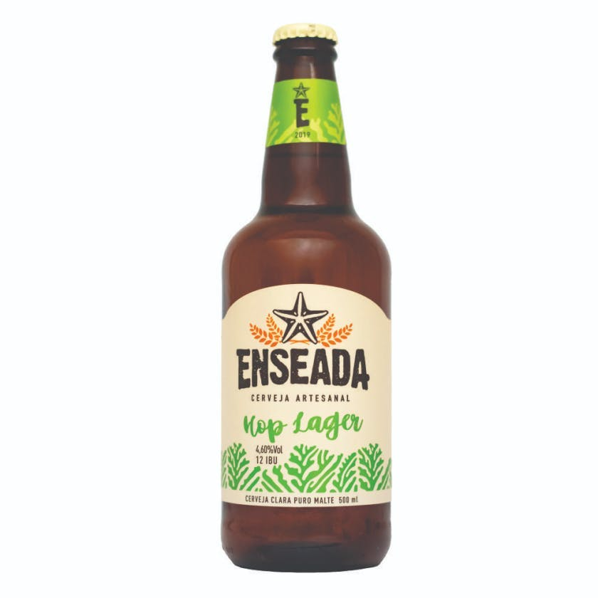Enseada Hop Lager 500ml
