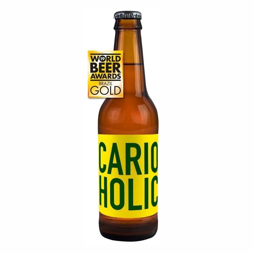 Cariocaholic Pils 355ml