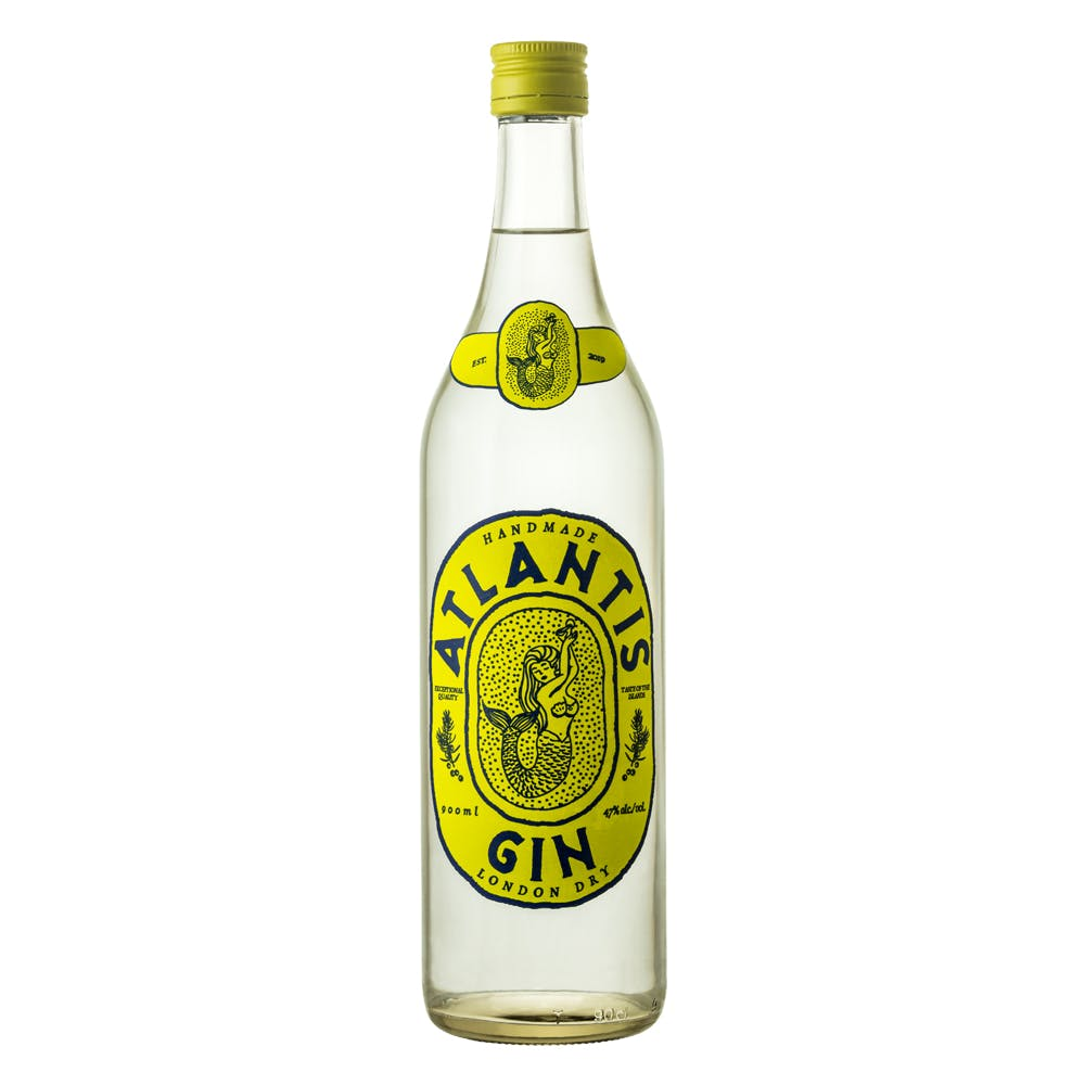 Gin Atlantis London Dry 900ml