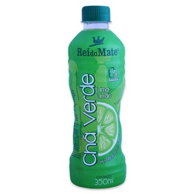 Chá Verde Lima Limão Rei do Mate 350ml