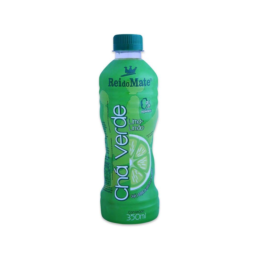 Chá Verde Limão Rei do Mate 350ml