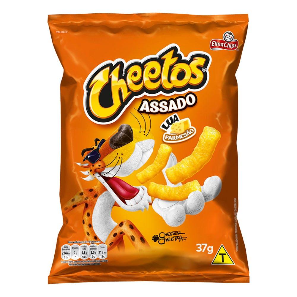 Cheetos Lua Sabor Queijo 37g