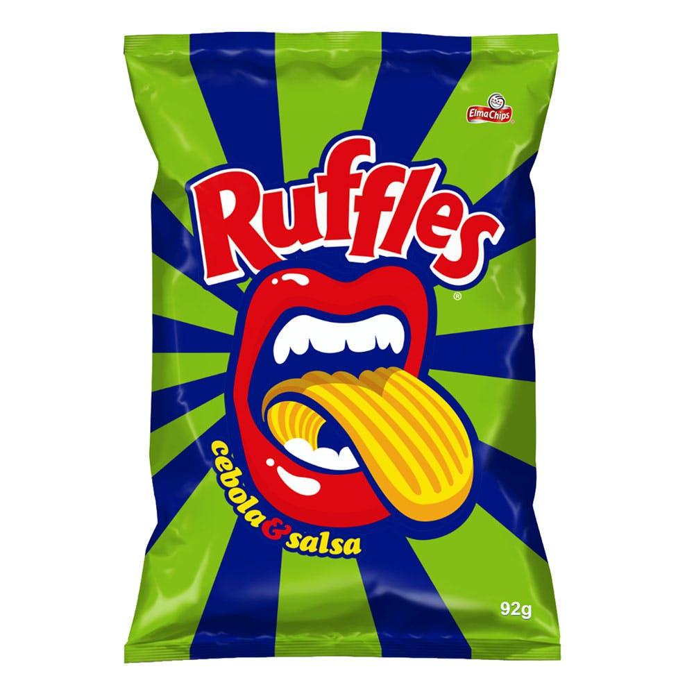 Ruffles Cebola e Salsa 92g