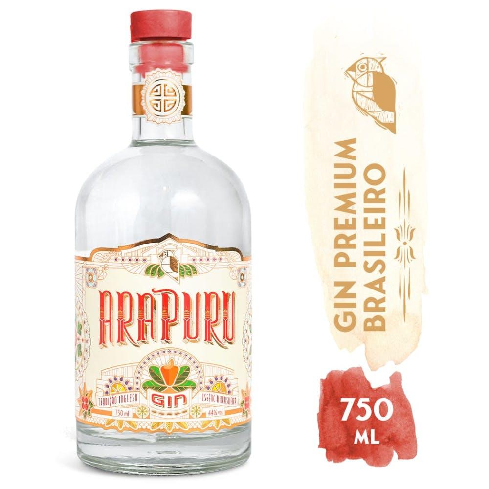 Gin Arapuru London Dry 750ml