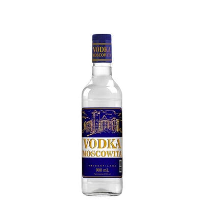 Vodka Moskowita 900ml