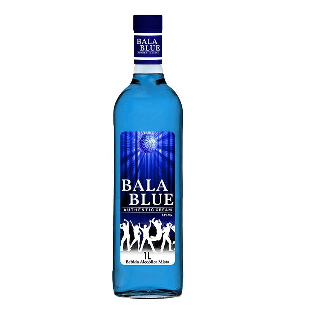 Bala Blue Bebida Mista 1L