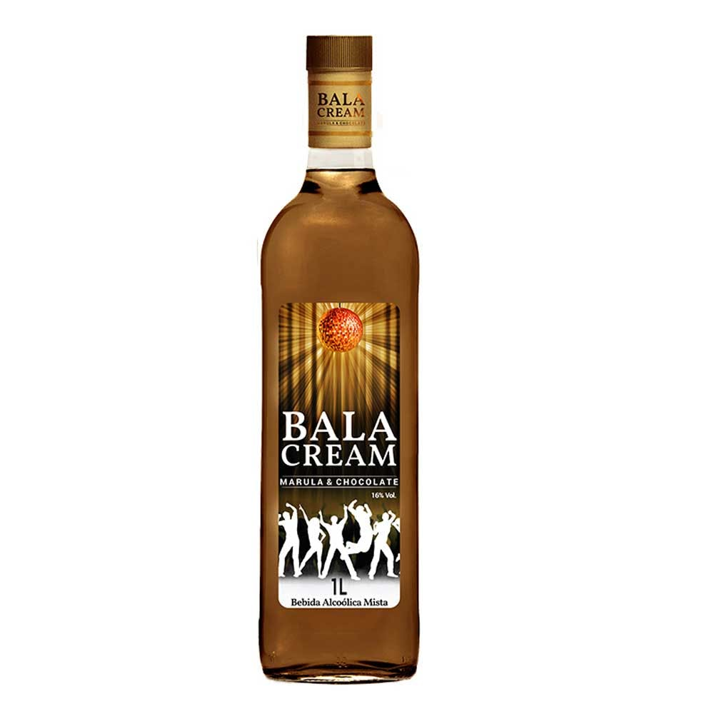 Bala Cream Bebida Mista 1L