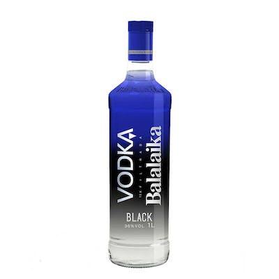 Vodka Balalaika Black 1L