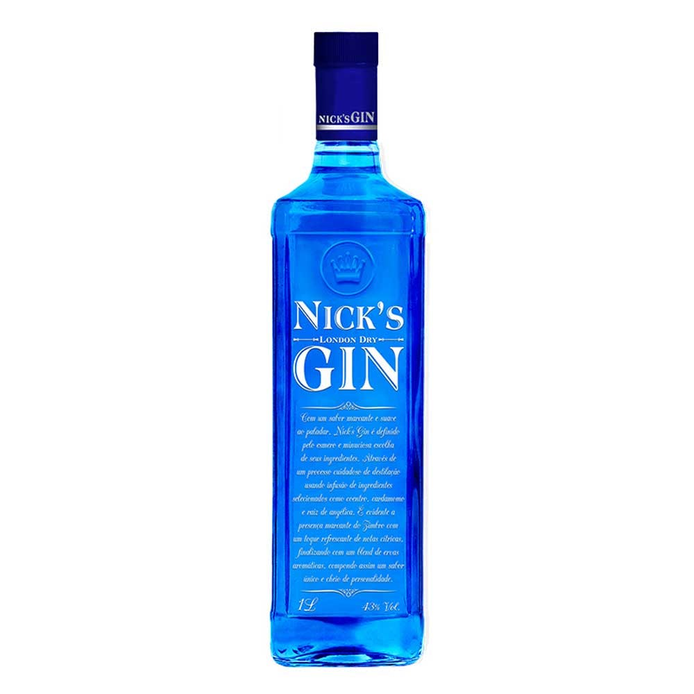 Gin Nick's London Dry 1L