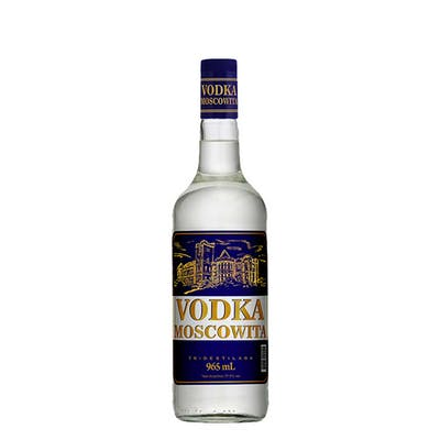 Vodka Moscowita 965ml
