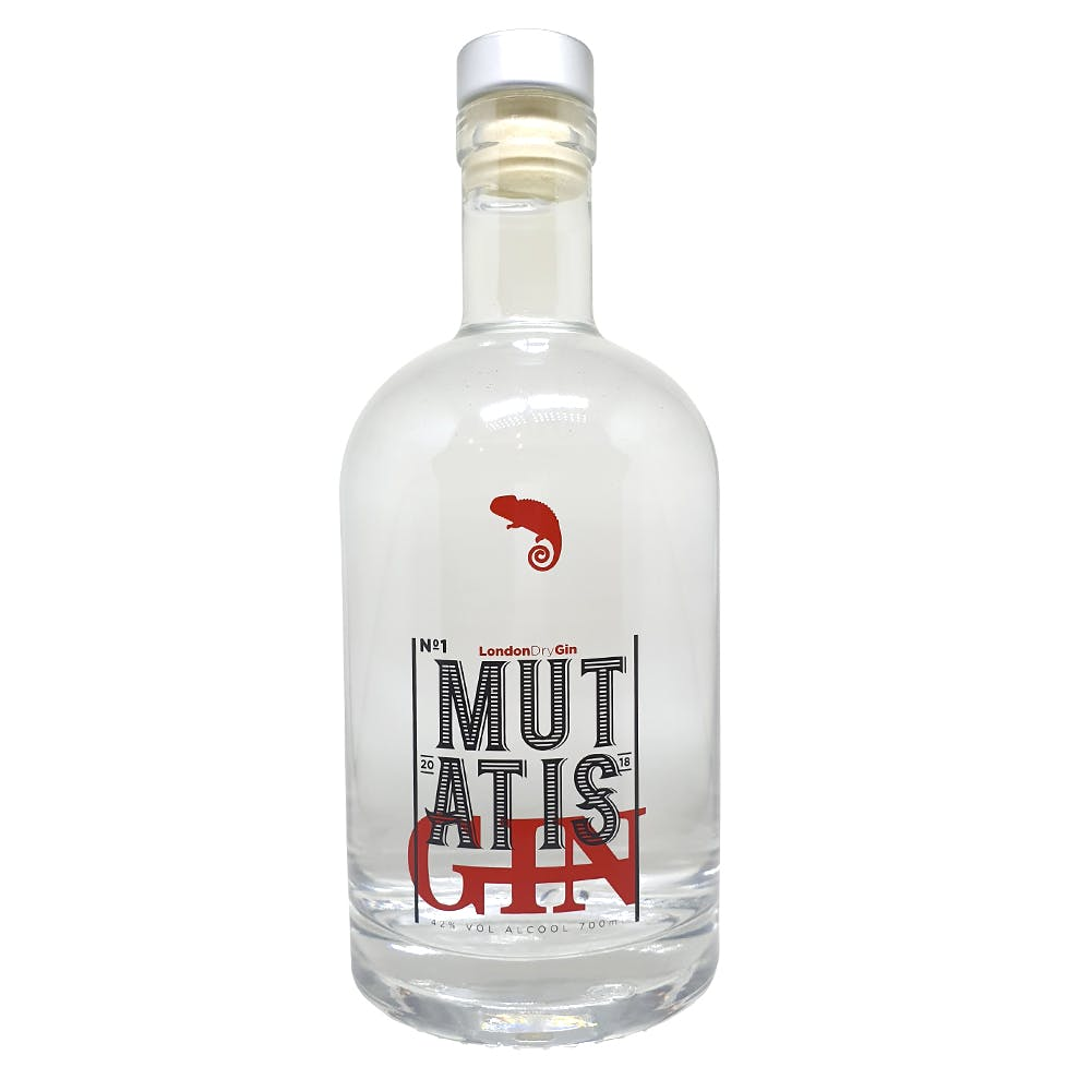 Gin Mutatis London Dry 700ml