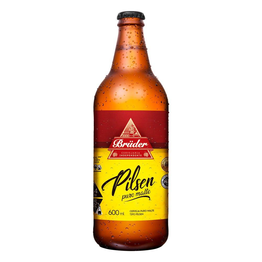Brüder Pilsen Puro Malte 600ml