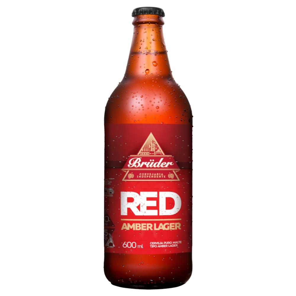 Brüder American Red Lager 600ml