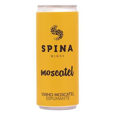 Vinho Moscatel Espumante Spina 270ml