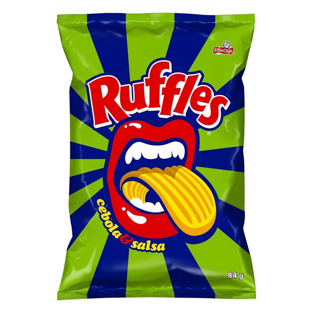Ruffles Cebola e Salsa 84g