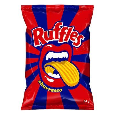 Ruffles Churrasco 84g
