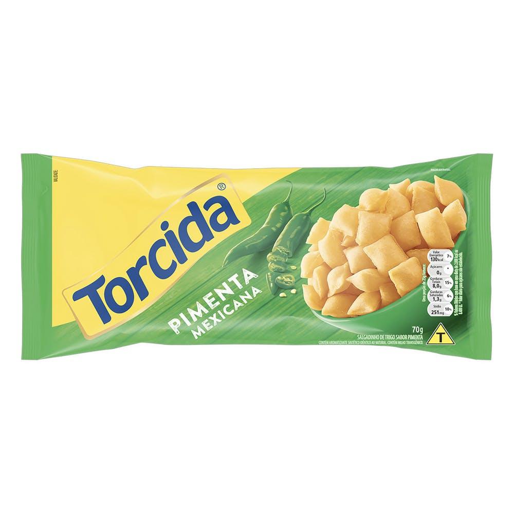 Torcida Pimenta Mexicana 70g